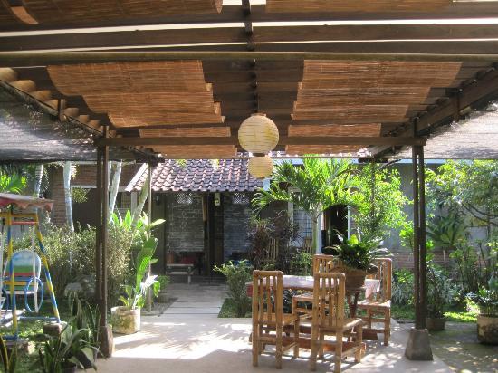 de Daunan Home and Garden Guest House : nice