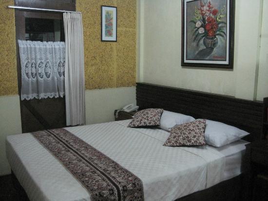 de Daunan Home and Garden Guest House: sirih room