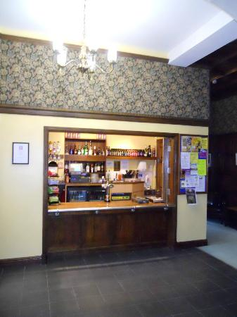 Whalley Abbey: The bar