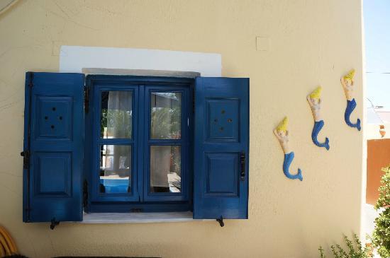 Villa Danay: inside the hotel