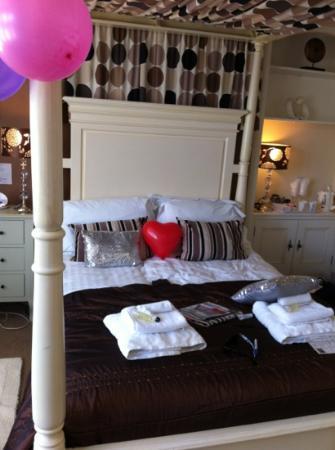 The Bath House: Birthday in Bath!