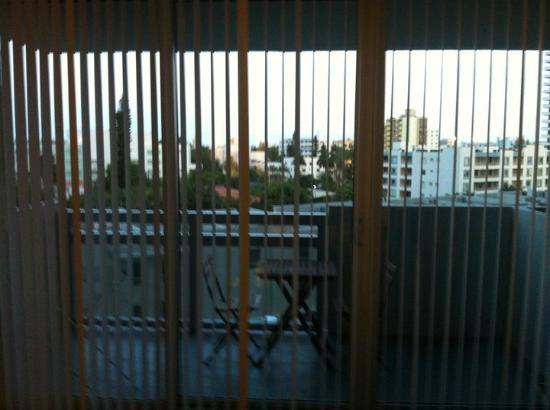 Flamingo South Beach / Calico Apartments : Vue de la chambre, BALCON