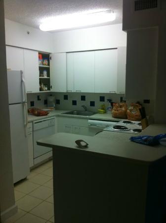 Flamingo South Beach / Calico Apartments : Cuisine