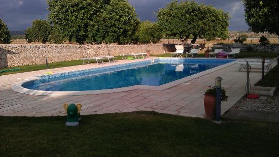 La Muraglia: Pool Area