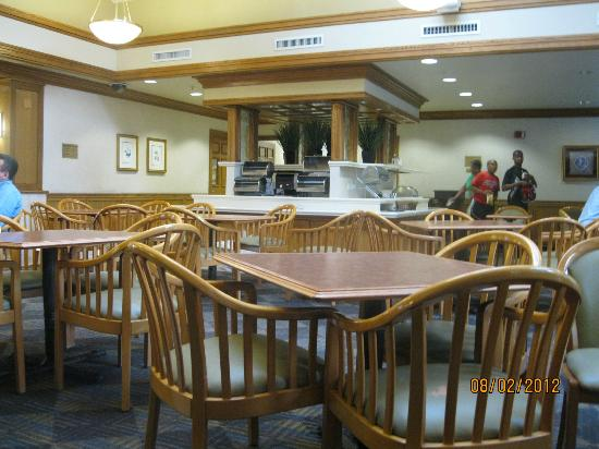 HYATT house Gaithersburg: Dining