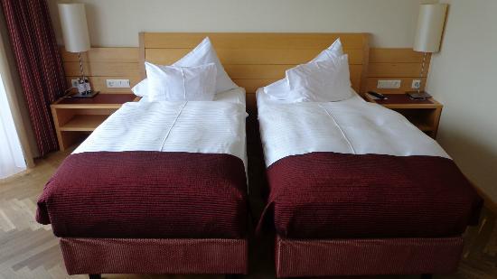 G'sund & Natur Hotel DIE WASNERIN: Our room (Dachstein)