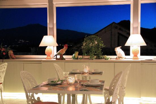 Hotel Taodomus: Terrace