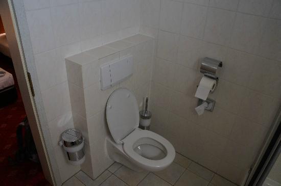 Hotel Berlin: WC