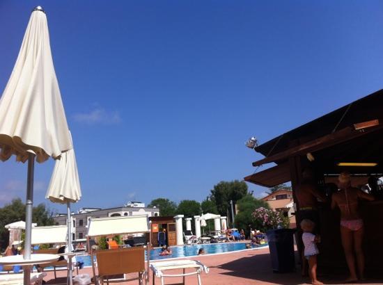 Hotel Cala della Torre : piscina