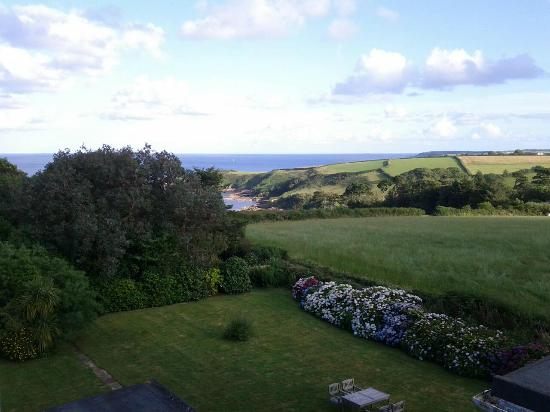 Trelawne Hotel: A room with a view