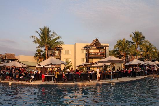 Wyndham Resort Denarau Island: Owners evening