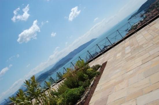 Miramare Apartments&Suites: view