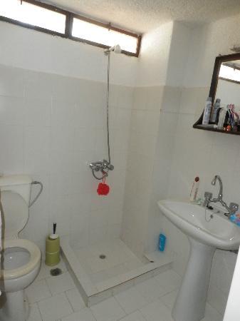 Villa Olga - Studios & Villas : salle de bain
