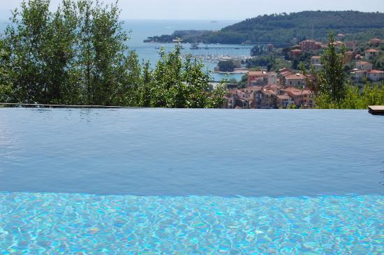 Miramare Apartments&Suites: view from the swimming pool