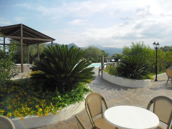 Maria Caderina Green Village: Espace piscine