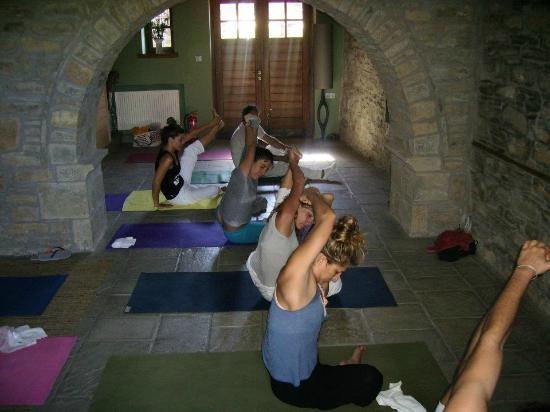 Kipi Suites: yoga