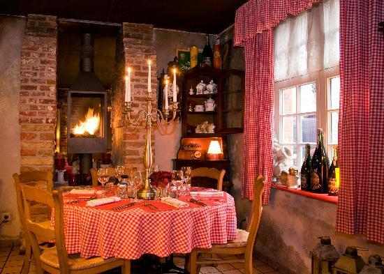 De Vlaamsche Pot : interior