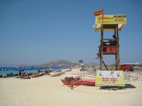 Camara Hotel : Ag.Prokopios beach