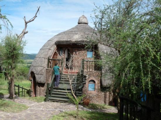 Serengeti Serena Safari Lodge : Bungalow ch 44