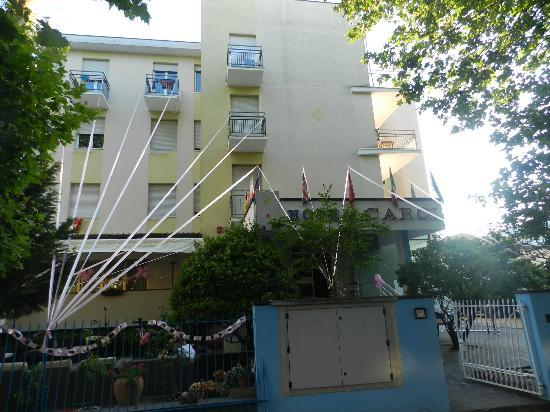 Hotel carol cesenatico itali foto 39 s reviews en - Bagno giorgio cesenatico ...