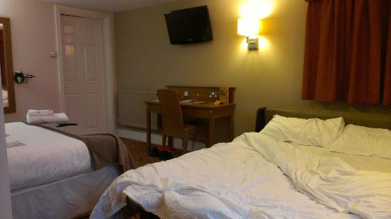 Innkeeper's Lodge - The Bull's Head: Bedroom