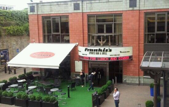 Frankie S Sports Bar Amp Diner London Hammersmith