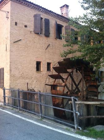 Breda di Piave, Italia: il vecchio mulino