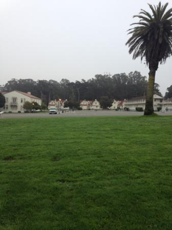 Inn at the Presidio : presidio area