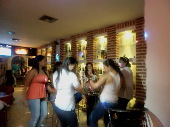 Hotel Portal de San Diego: Haz lo que desees..Bailar !!