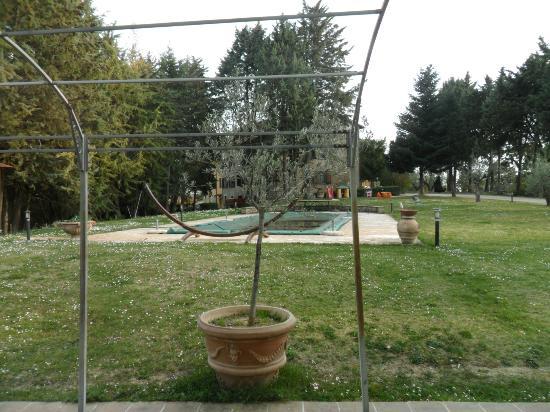 """Podere Caldaruccio """"La Pineta"""": struttura"""