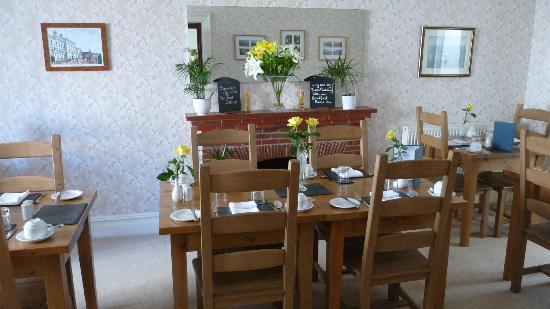 Caer Menai Guest House / Bed and Breakfast : Frühstücksraum