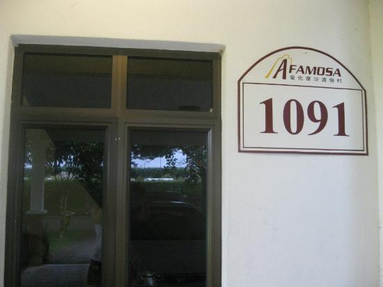 A'Famosa Resort Hotel Melaka: villa