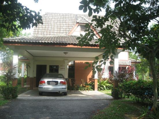 A'Famosa Resort Hotel Melaka: our villa