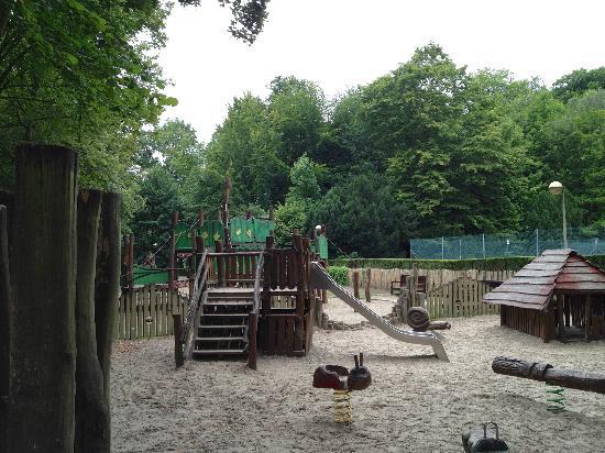 Rivierenhof : De speeltuin