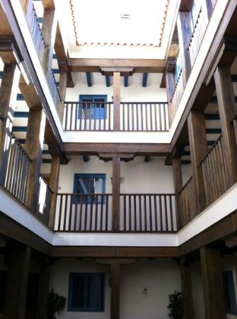 Mad Hostel: cortile interno