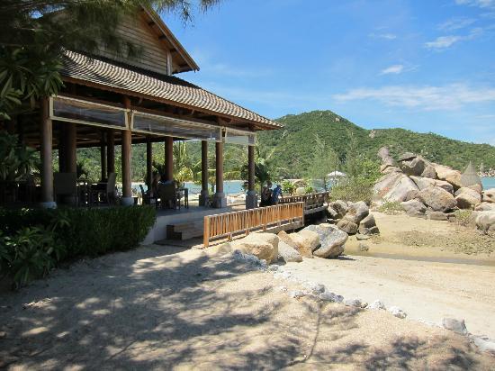 L'Alyana Villas Ninh Van Bay: Restauranten