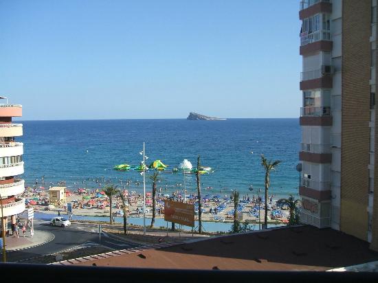 Hotel RH Corona del Mar : View from 4th floor
