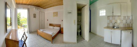 Antonio's Guest House: Double room!