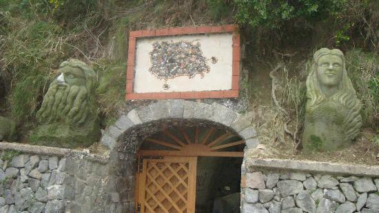 ingresso casa museo......