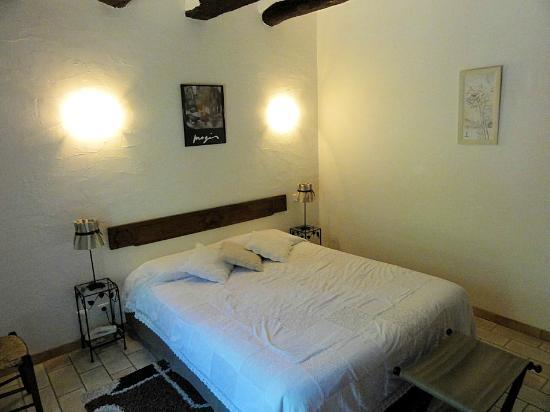 Hotel de la Ferme Lamy: Chambre