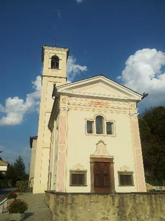 Hotel Campelli : Chiesa di Moia