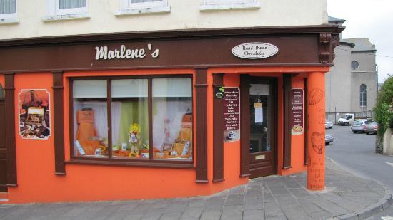 Marlene's Chocolate Haven : Marlene's Shop