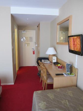 Le Regina Hotel: Chambre