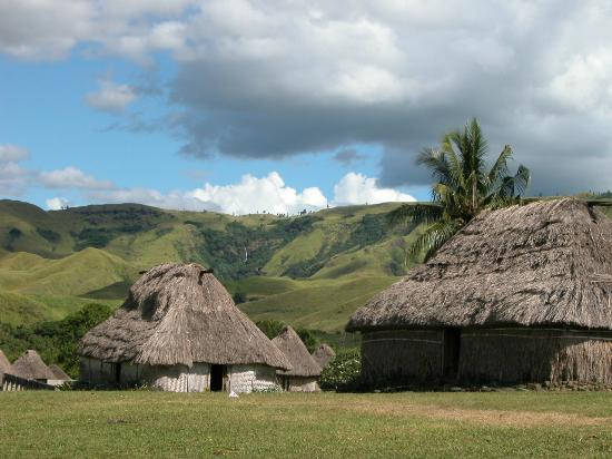 Nadi, Fiyi: Navala Village, Fiji