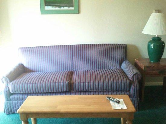 Gull Lake View Golf Club: Couch