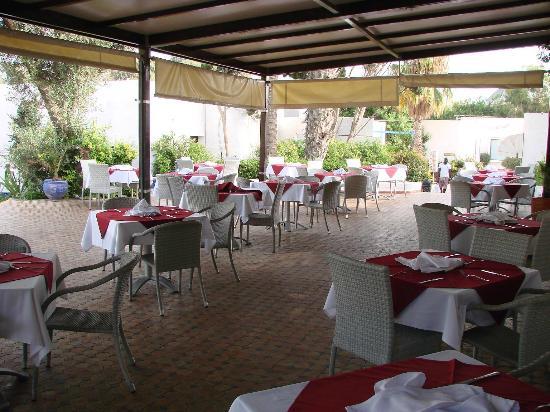 Club Marmara Agadir : terrasse