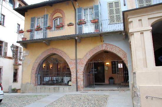 Saluzzo, Italia: Ristorante la gargotta del Pellico
