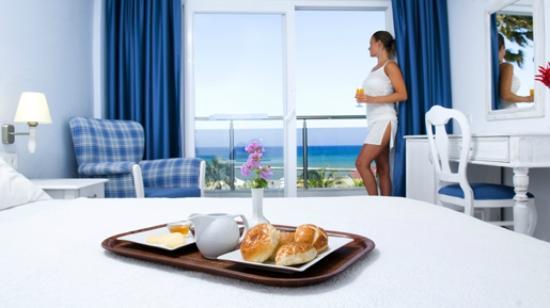 Atlantique Holiday Club: Sea View Room