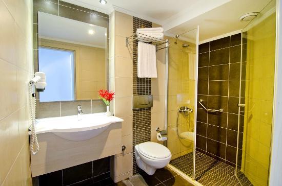 Atlantique Holiday Club: Bathroom