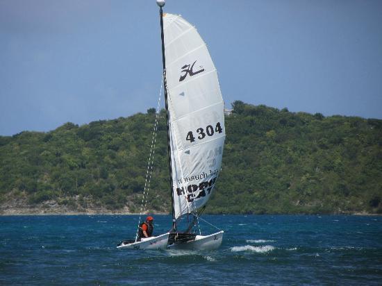 Nonsuch Bay Resort: Hobie-one